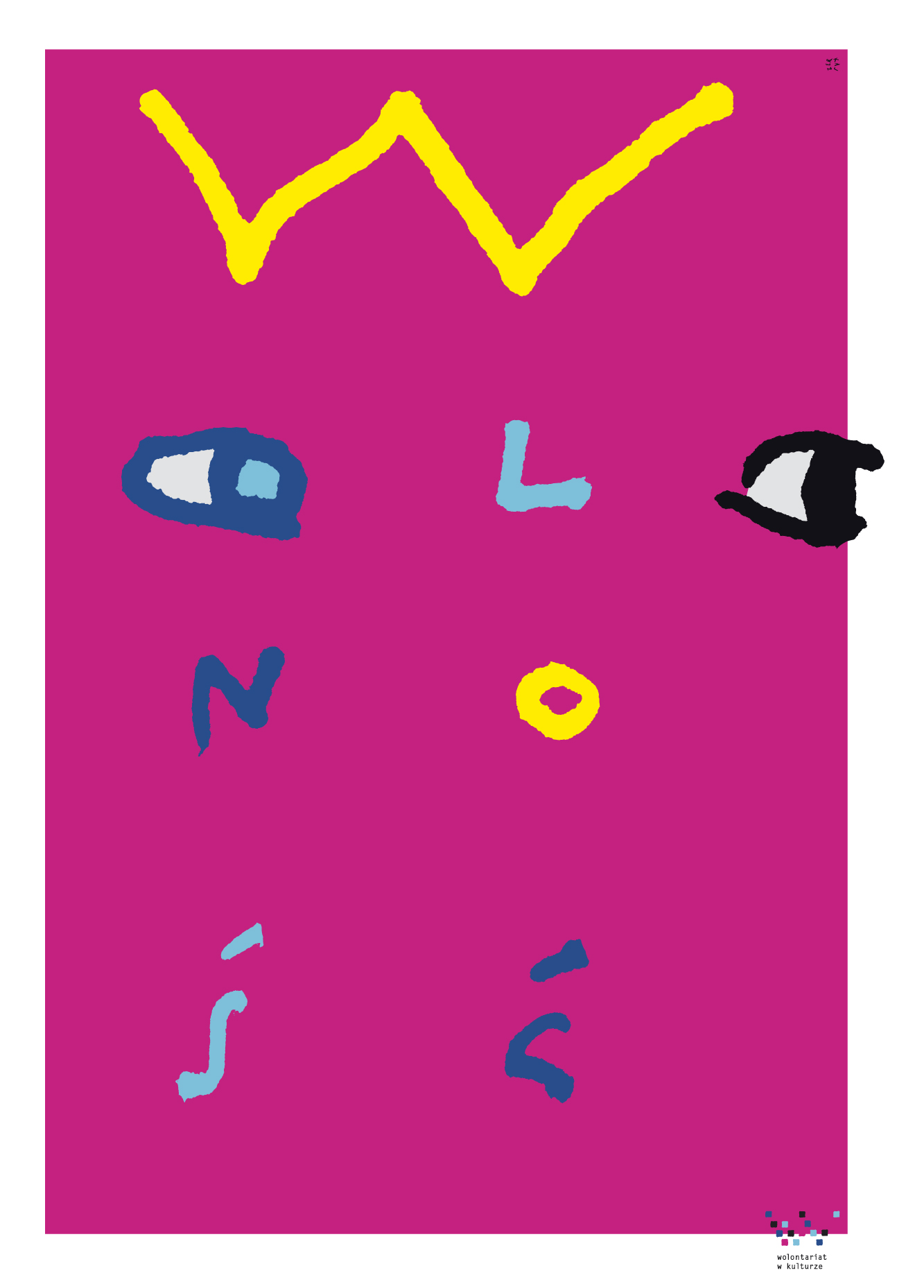 Wolontariusze. Wystawa prac Ryszarda Kajzera