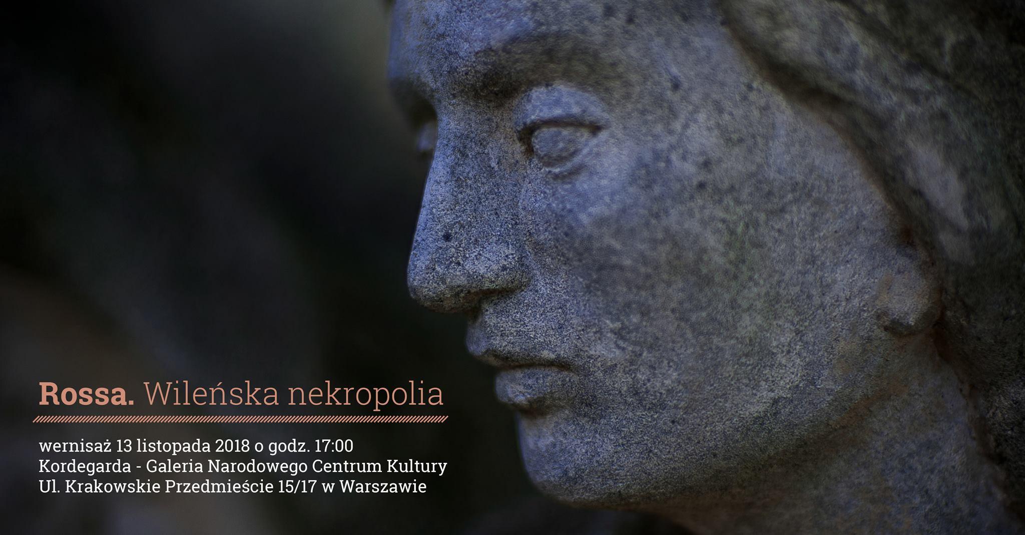 Rossa. Wileńska nekropolia